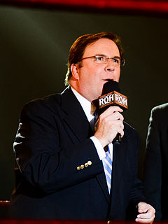 Kevin Kelly (announcer) American professional wrestling manager and commentator