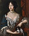 Anonymous Dorothea Sophie with a dog.jpg