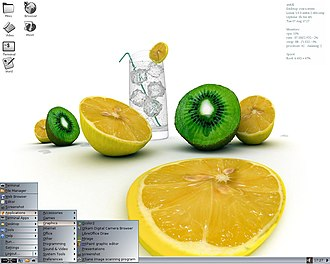 AntiX -  antiX-12 with IceWM desktop