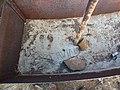 Apacheria, AZ, Highway Tank Drought Relief Storage Tank, Irving Stepped Here, 2011 - panoramio.jpg