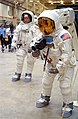 Apollo 11 astronauts practicing lunar surface mobility at MSC (48259915532).jpg