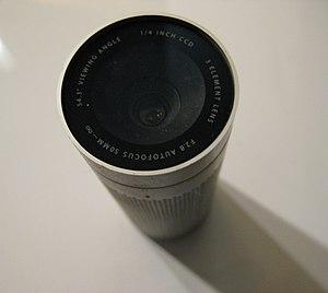 Apple FireWire webcam
