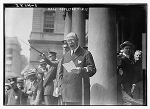 Ruel Ross Appleton - Ruel Ross Appleton in 1913