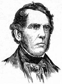 Joseph Reed Ingersoll American lawyer and politician
