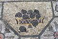 Aquileia Basilica - Ausgrabungen Mosaik 11.jpg