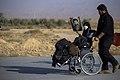 Arba'een Pilgrimage In Mehran, Iran تصاویر با کیفیت از پیاده روی اربعین حسینی در مرز مهران- عکاس، مصطفی معراجی - عکس های خبری اربعین 137.jpg
