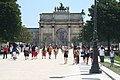 Arc de Triomphe du Carrousel, Paris 15 July 2006.jpg
