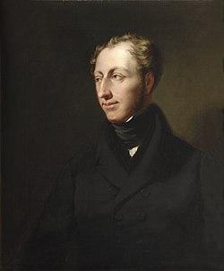 Archibald simpson portrait