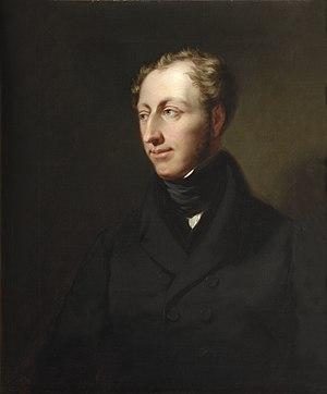 Archibald Simpson - Portrait of Archibald Simpson by James Giles