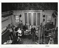 200px Archives of American Art Adolf and Virginia Dehn 3088