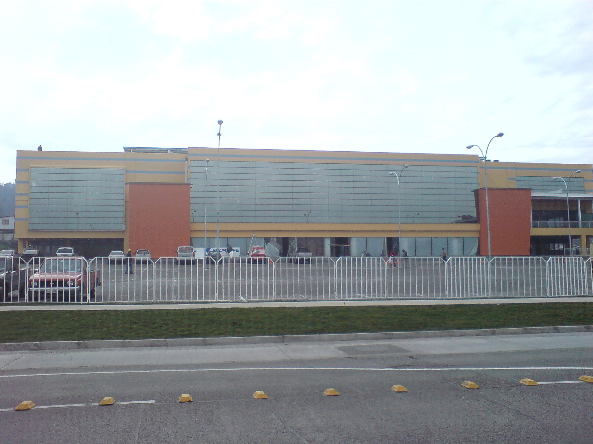 Arena puerto montt wikipedia la enciclopedia libre for Gimnasio arena