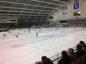 Arena Vänersborg - Inside Arena Vänersborg