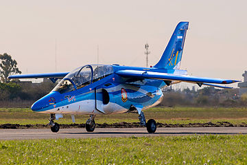 Argentine Air Force LMAASA IA-63 Pampa II (AT-63).jpg