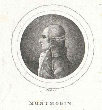 Armand Marc, comte de Montmorin - Image: Armand Marc Comte de MONTMORIN SAINT HEREM