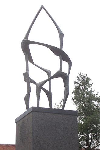 Västertorp - Image: Arne Jones Katedral