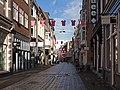 Arnhem, straatzicht Rijnstraat voor Giro d'Italia positie1 foto5 2016-04-17 17.51.jpg
