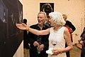 """Art Exhibition Klaus Voormann """"It Started In Hamburg"""" Vernissage Oct 30, 2018 (44939238004).jpg"""