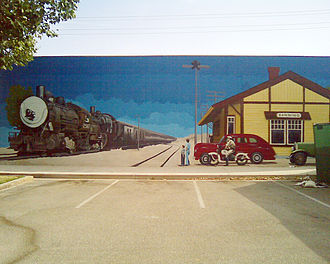 Banning, California - City of Banning, public art