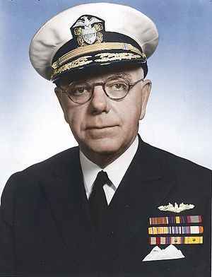 Arthur S. Carpender - Vice Admiral Arthur S. Carpender