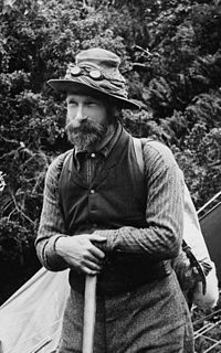 Arthur Ollivier New Zealand cricketer and mountaineer