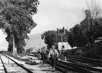 Artuf - Image: Artuf train station