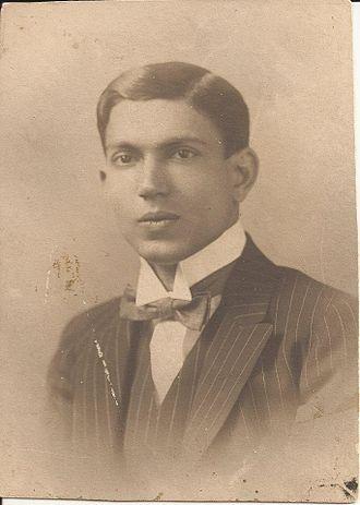 Minister of Railways (India) - Image: Asaf Ali c 1909 2013 08 09 16 24
