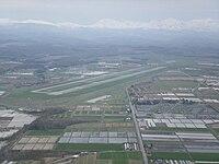 Asahikawa airport panorama of Japan.jpg