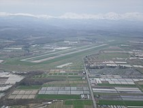 Asahikawa airport panorama of Japan.jpg