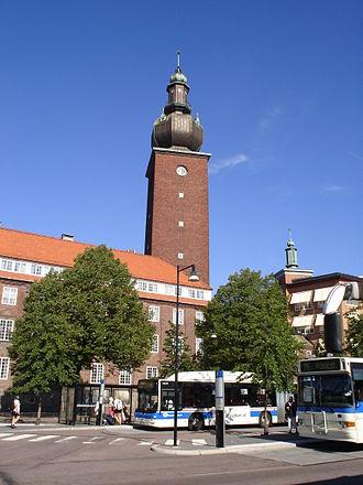 ASEA - ASEA HQ in Västerås