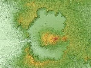 Mount Aso - Aso Caldera