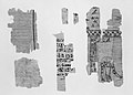 Astronomical papyrus fragments with a representation of the planet Saturn MET 217321.jpg