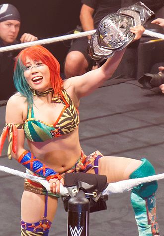 NXT Women's Championship - The longest reigning NXT Women's Champion Asuka, whose reign lasted for 510 days, although WWE recognizes it as 523 days
