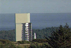 Athena 1 rocket launching from Kodiak Island 2.jpg