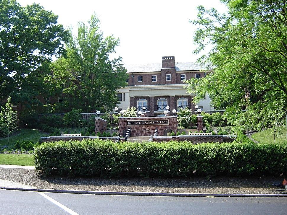 Atherton Hall PSU