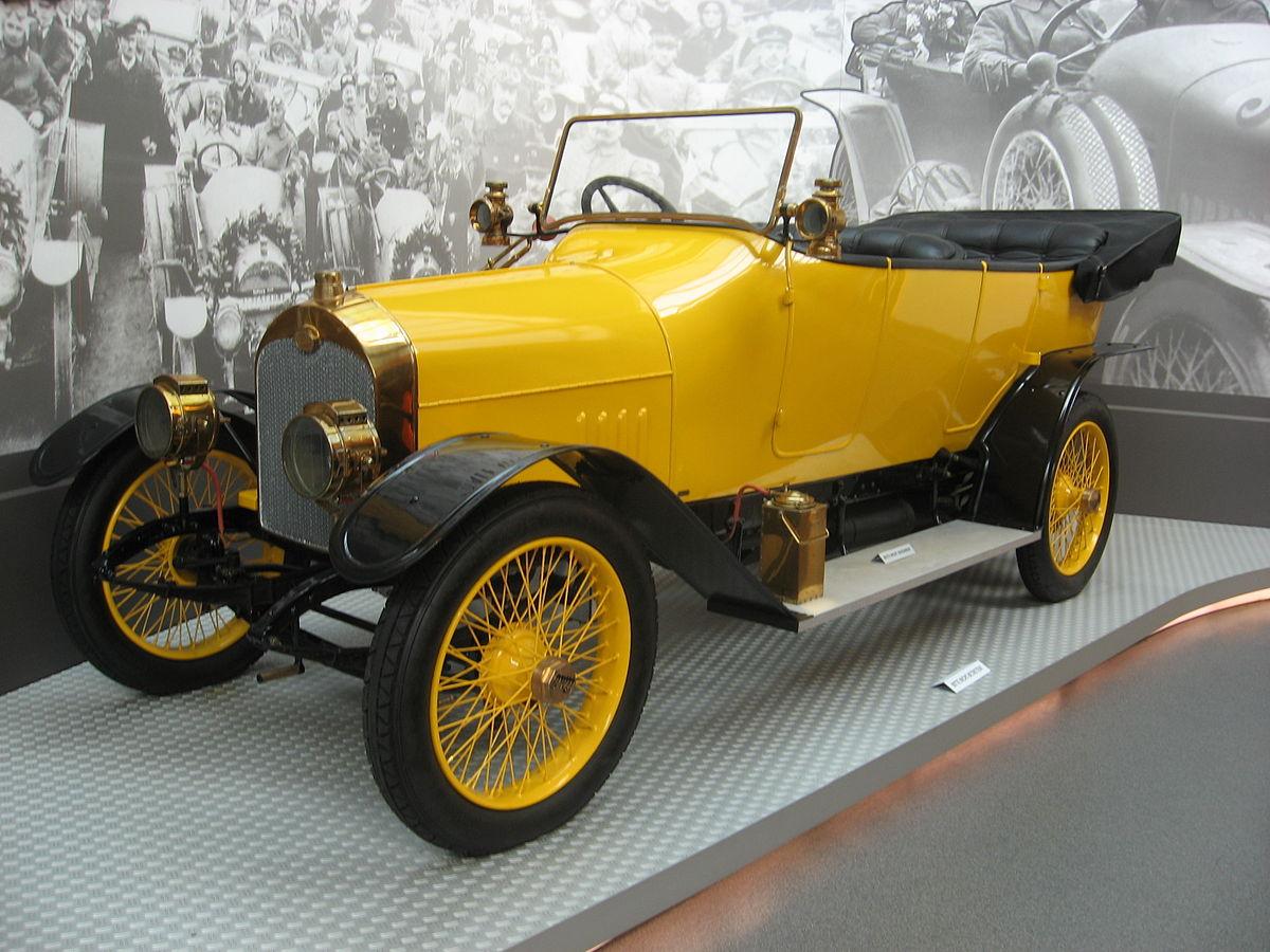 Audi Typ B Wikipedia