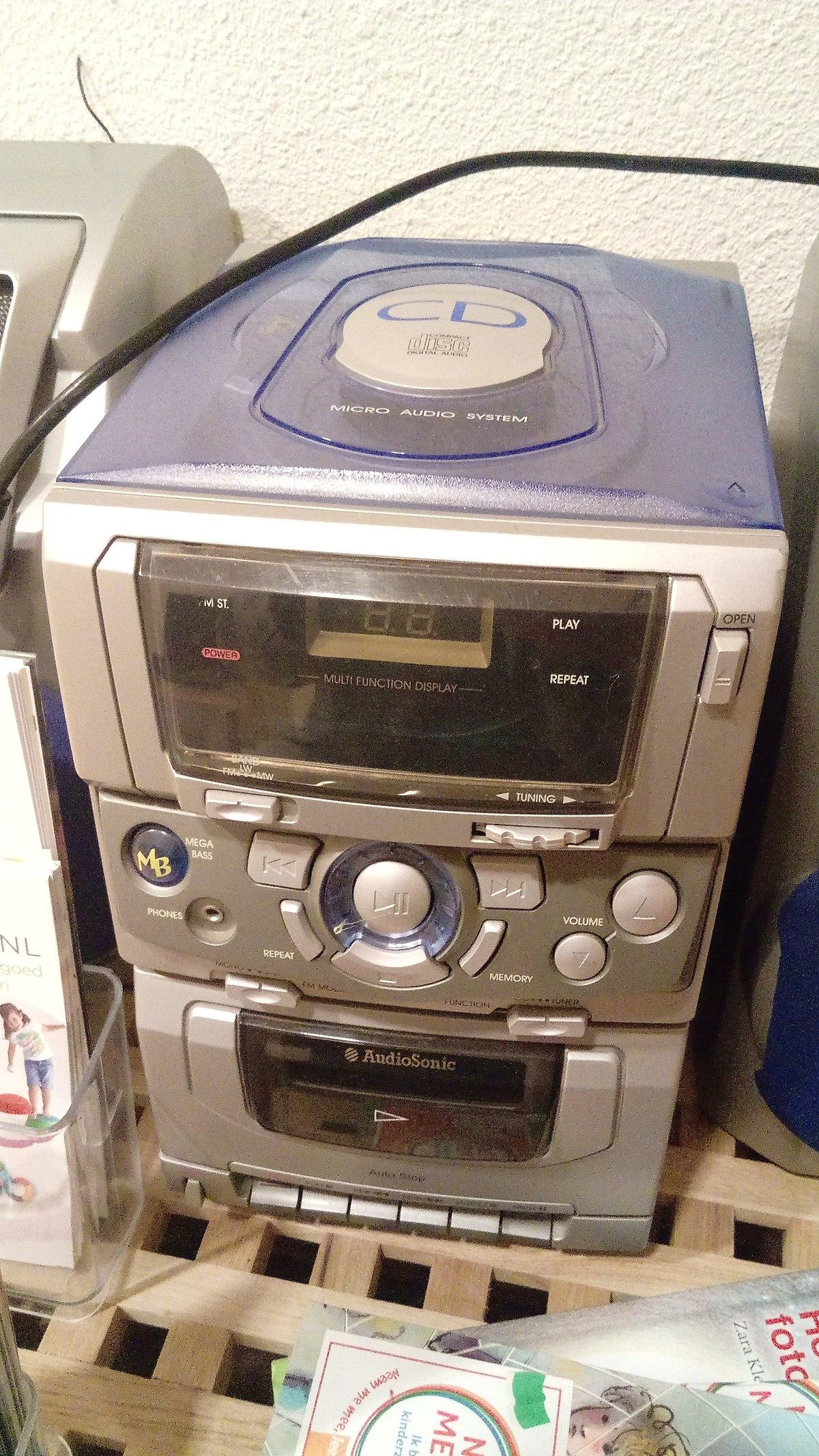 Elegant Cd Radio Küche