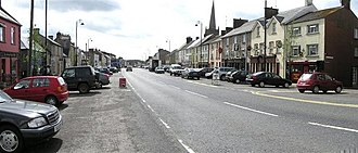 Aughnacloy, County Tyrone - Image: Aughnacloy, County Tyrone geograph.org.uk 164484