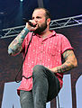 August Burns Red - Jake Luhrs – Elbriot 2014 03.jpg