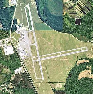 Augusta Regional Airport - 2006 USGS airphoto