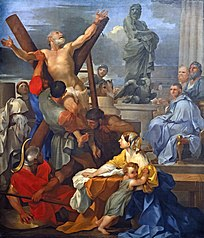 Martyrdom of Saint Andrew