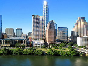 Downtown Austin, Texas