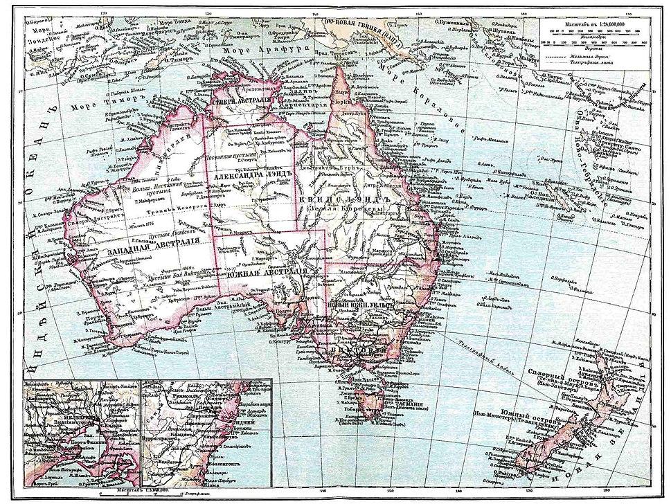 Australia 1900