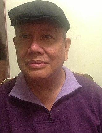 Gilbert Luis R. Centina III - Image: Authorgilbertluisrce ntinaiii