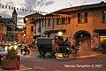 Autobotte in Piazza S.Giorgio (Festa del Carmine) - panoramio.jpg