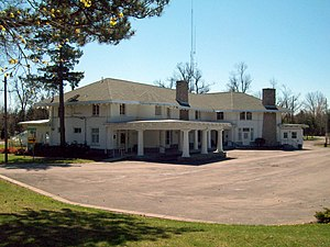 National Register of Historic Places listings in Erie County, New York - Image: Automobile Club of Buffalo Apr 12