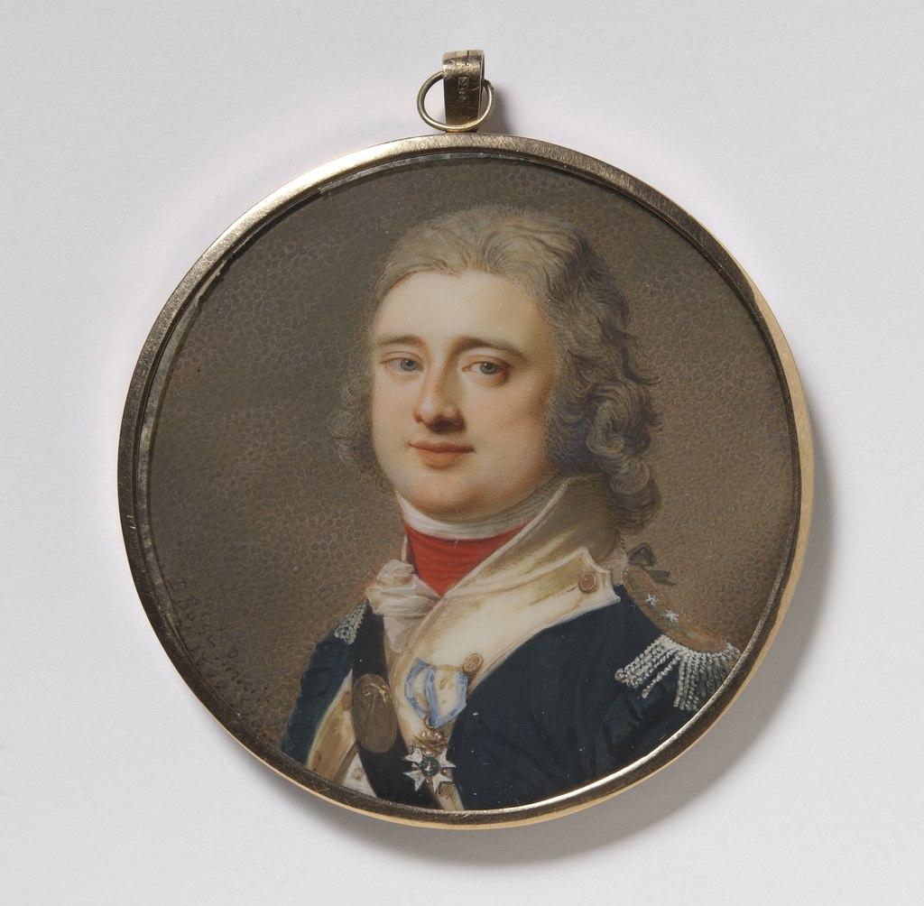 Аксель Габриэль де ла Гарди (1772-1838), греве (Джованни Доменико Босси) - Национальный музей - 24817.tif