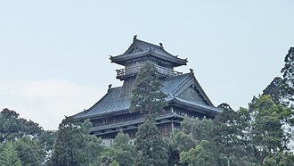 History of Miyazaki Prefecture - Aya Castle 1331–1615, mountain castle, once one of the 48 castles of Ito clan