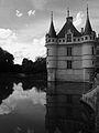 Azay Le Rideau Le Château Vue n°1.jpg