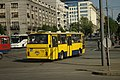 Bělehrad, nádraží, autobus Karosa II.jpg