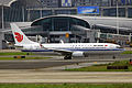 B-5582 - Air China - Boeing 737-89L(WL) - CKG (9578643355).jpg